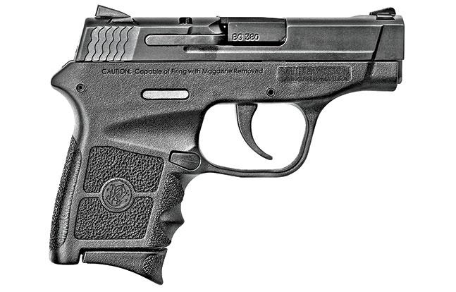 11 Law Enforcement handguns 2014 Smith & Wesson M&P Bodyguard 380