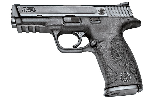 11 Law Enforcement handguns 2014 Smith & Wesson M&P