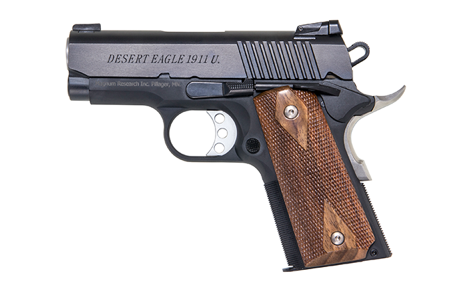 15 Officer 1911s GBA 2015 MRI Desert Eagle 1911U
