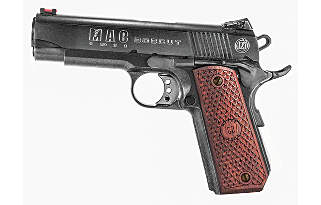 15 Officer 1911s GBA 2015 MetroArms MAC 1911 Bobcut