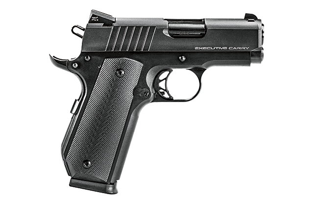 15 Officer 1911s GBA 2015 Para Executive Carry