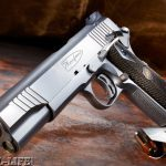 Combat Handguns top 1911 2015 AUTO-ORDNANCE THOMPSON 1911 TC .45 ACP lead