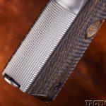 Combat Handguns top 1911 2015 AUTO-ORDNANCE THOMPSON 1911 TC .45 ACP grip