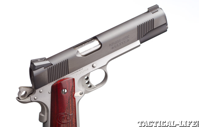 Combat Handguns top 1911 2015 COLT COMBAT ELITE barrel