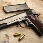 Combat Handguns top 1911 2015 COLT MARK IV SERIES 70