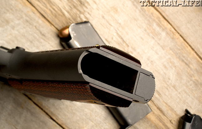 Combat Handguns top 1911 2015 COLT MARK IV SERIES 70 mag