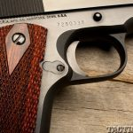Combat Handguns top 1911 2015 COLT MARK IV SERIES 70 grip