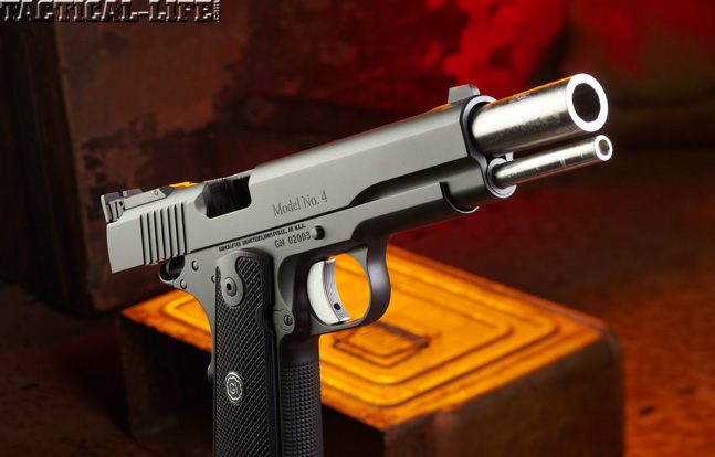 Combat Handguns top 1911 2015 GUNCRAFTER INDUSTRIES MODEL 4 barrel