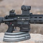 Top 30 Rifles TACTICAL WEAPONS 2014 Heckler & Koch MR556A1-SD controls
