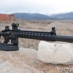 Top 30 Rifles TACTICAL WEAPONS 2014 Heckler & Koch MR556A1-SD lead