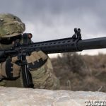 Top 30 Rifles TACTICAL WEAPONS 2014 Heckler & Koch MR556A1-SD field