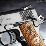 Combat Handguns top 1911 2015 KIMBER ULTRA RAPTOR II hammer