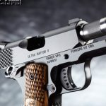 Combat Handguns top 1911 2015 KIMBER ULTRA RAPTOR II port