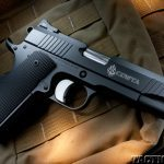 Combat Handguns top 1911 2015 NIGHTHAWK CUSTOM COSTA COMPACT lead
