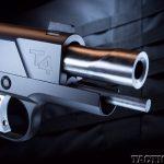 Combat Handguns top 1911 2015 NIGHTHAWK T4 9mm barrel