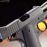 Combat Handguns top 1911 2015 PARA EXECUTIVE CARRY slide