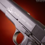 Combat Handguns top 1911 2015 ROCK ISLAND ARMORY .22 TCM 1911 side