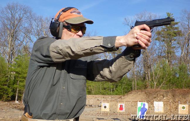 Combat Handguns top 1911 2015 REMINGTON R1 target