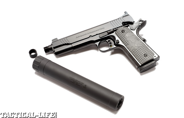 Combat Handguns top 1911 2015 REMINGTON R1