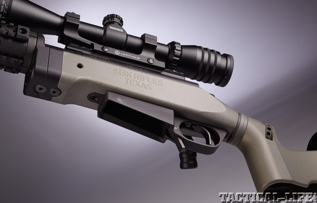 Top 30 Rifles TACTICAL WEAPONS 2014 Sisk STAR bottom