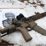 Top 30 Rifles TACTICAL WEAPONS 2014 Troy M7A1 PDW solo