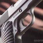 Combat Handguns top 1911 2015 WILSON COMBAT HACKATHORN SPECIAL .45 1911 trigger