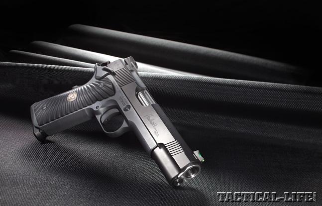 Combat Handguns top 1911 2015 WILSON COMBAT HACKATHORN SPECIAL .45 1911 lead