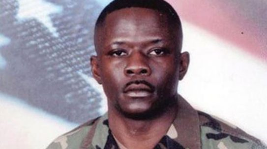 Alwyn Cashe Medal of Honor
