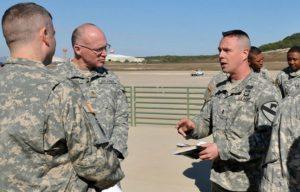 U.S. Army 1st Cavalry West Africa Ebola