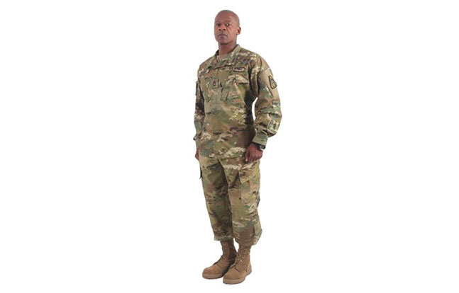 Army S New Operational Camouflage Pattern Incorporates