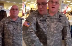 Army Ranger Fake Black Friday veterans