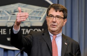 Ashton Carter Defense Secretary