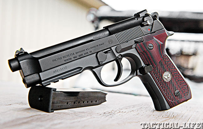 Beretta 92/96 Wilson Combat TW March 2015 lead