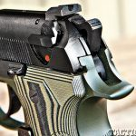Beretta 92/96 Wilson Combat TW March 2015 rear