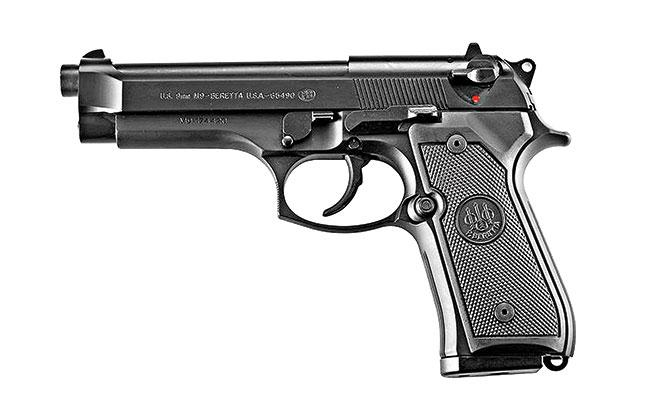 Beretta M9 SWMP Jan 2015 solo