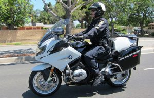 BMW R 1200 RT-P Motorcycle