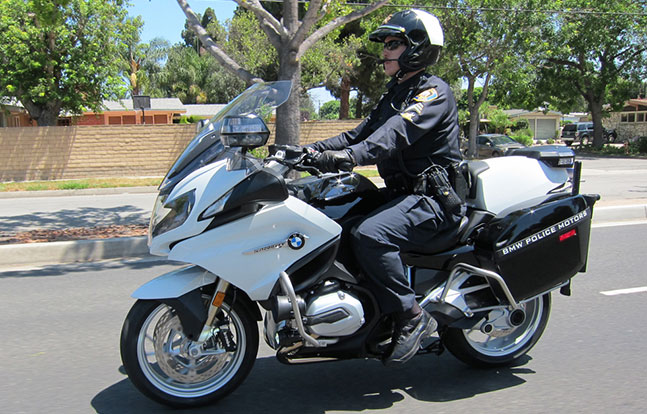 BMW R 1200 RT-P Motorcycle