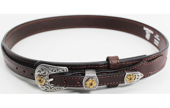 BullHide Belts ranger belt floral