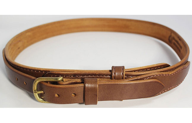 BullHide Belts ranger belt lead
