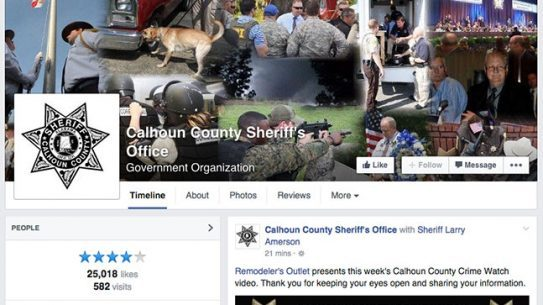 Calhoun County Sheriff's Office Facebook