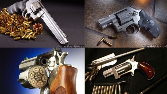 Top 8 Revolvers 2014 Combat Handguns