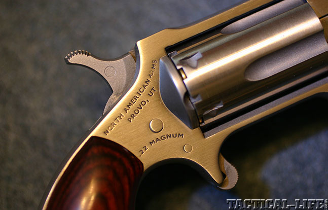 Combat Handguns top revolvers 2014 NAA SIDEWINDER hammer