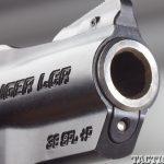 Combat Handguns top revolvers 2014 RUGER LCRx muzzle