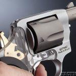 Combat Handguns top revolvers 2014 TAURUS 85 VIEW cylinder