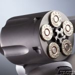 Combat Handguns top revolvers 2014 TAURUS 85 VIEW loaded