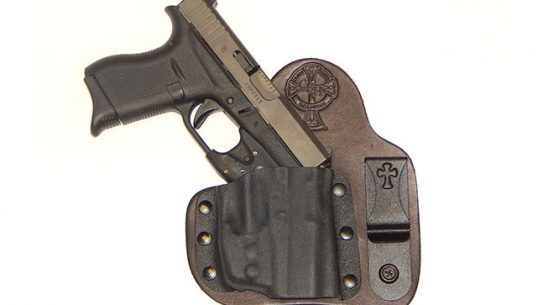 CrossBreed Holsters Glock 42 np lead