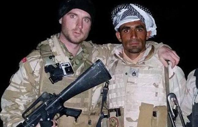 Dillon Hillier Canadian Kurdish ISIS