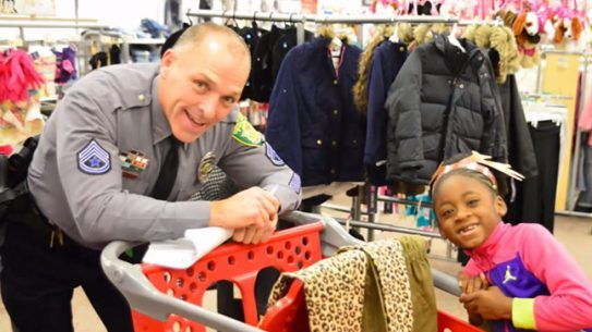 Dover Police Heroes and Helpers 2014 Christmas