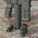 EliteIron BattleDog Sound Suppressor sp parts