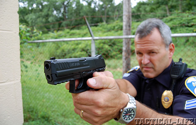 Heckler & Koch P30 GWLE 2014 lead